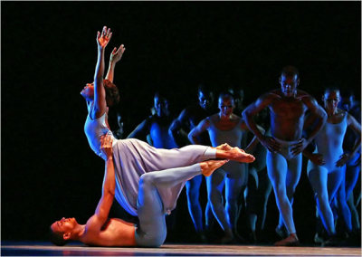 Maylisa Chandler/ Joe Gonzalez/ Diaman Wood Choreography Team